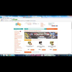 Интернет магазин игрушек Toy.ru фото