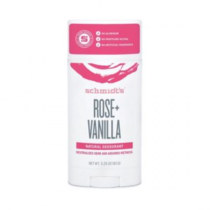 Дезодорант Schmidt's Rose+Vanilla  фото