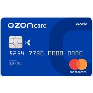 Ozon Card фото