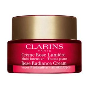 Крем для лица Clarins Multi-Intensive Rose Lumiere Cream фото