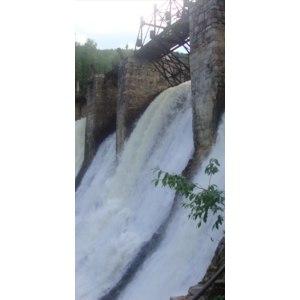 ГЭС Пороги Челябинская область  фото