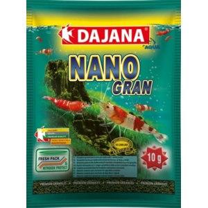 Корм для креветок Dajana Nano Gran фото