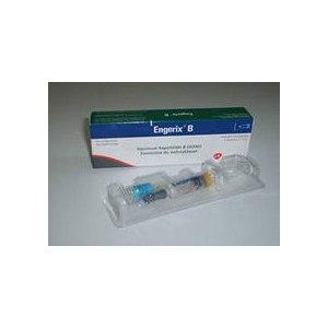 Вакцина GlaxoSmithKline Pharmaceuticals SA Энджерикс В фото
