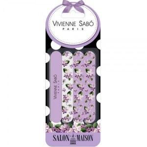 Набор мини-пилочек Vivienne sabo для ногтей фото