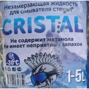 Незамерзающая жидкость ООО Леба Cristal фото