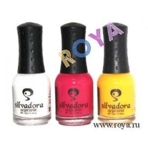 Лак для ногтей Silvadora  фото