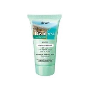 Крем для жирной кожи Белита-Витэкс Dead Sea нормализующий 24 часа фото