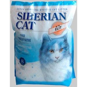 Наполнитель для кошачьего туалета Сибирская кошка Элитный фото
