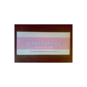 Контрацептивы Innotech Фарматекс свечи фото