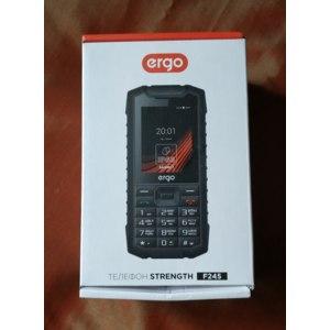 Мобильный телефон ERGO  F245 Strength Dual Sim фото
