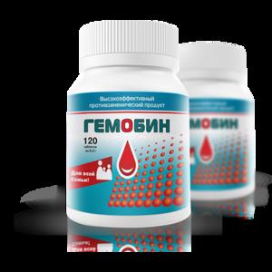 Препарат железа Гемобин Мобитек-М фото