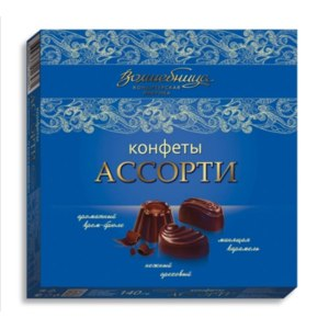 """Конфеты КФ """"Волшебница"""" Шоколадное Ассорти фото"""