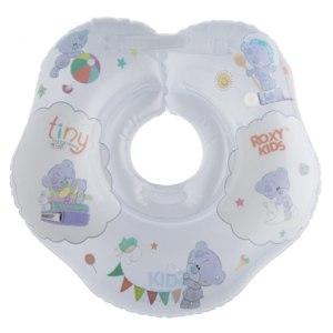 Круг на шею для купания малышей Roxy-kids надувной Teddy Everyday Артикул RTT-001W фото