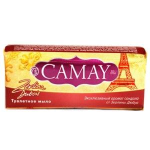 Туалетное мыло Camay с пленительным ароматом сандала от Зерлины Дюбуа фото