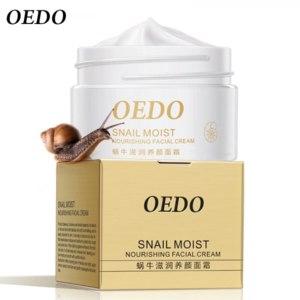 Oedo улитка влажный питательный крем для лица