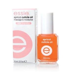 Масло для ногтей и кутикулы Essie Аpricot cuticle oil фото