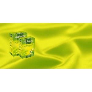 Чай  Alokozay Зеленый листовой чай фото