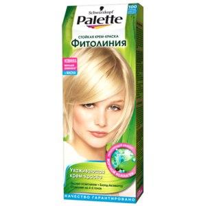 Осветлитель для волос Palette ФИТОЛИНИЯ 100 - Скандинавский блондин фото