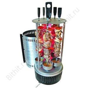 Электрошашлычница  О'КЕЙ SC-KG10 фото