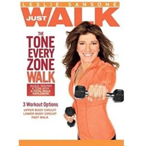 Фитнес-программа  Leslie Sansone  The Tone Every Zone Walk фото