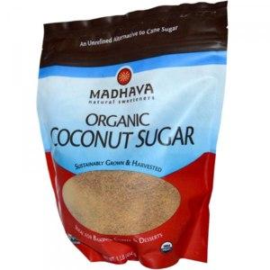 Сахар  Madhava Natural   Organic Coconut Sugar фото