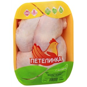 """Мясо Петелинка Окорочок """"Особый"""" фото"""