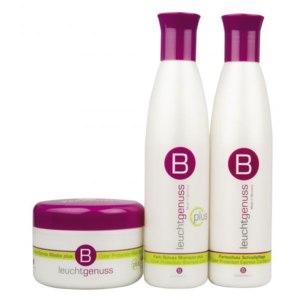 Шампунь для окрашенных волос BERRYWELL  Leuchtgenuss Color Protection Shampoo plus фото