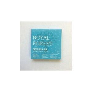 Шоколад из кэроба Royal Forest Ягода годжи и изюм фото