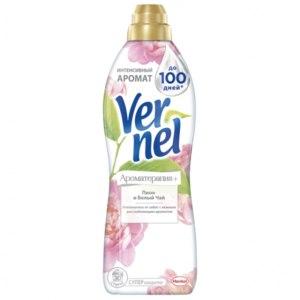 Кондиционер для белья Henkel Vernel Ароматерапия  Пион и Белый Чай фото