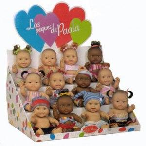 Paola Reina Кукла-пупс с запахом ванили  фото