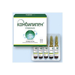 Витамины Фармстандарт Комбилипен / Комплекс витаминов группы В в инъекциях фото