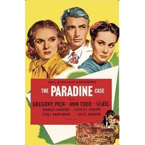 Дело Парадайна/англ. The Paradine Case фото
