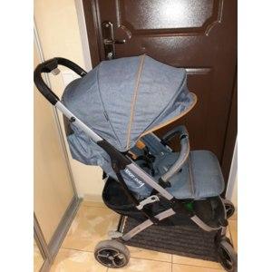 Прогулочная коляска Knorr-baby x-easy fold  фото