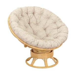 Кресло из ротанга Papasan фото