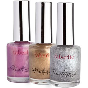 Лак для ногтей Faberlic Pure Romance /Истинная Романтика/ фото