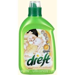Средство для стирки Dreft Гель для детских, тонких и кружевных вещей фото