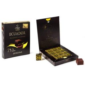 Шоколад O'Zera ECUADOR 75% Ароматный и деликатный фото