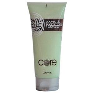 Скраб для тела Mades Cosmetics Core Сахарный тростник и лемонграсс фото