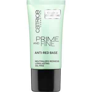 База под макияж Catrice Prime And Fine Anti-Red Base фото