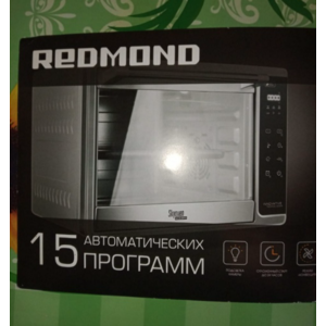 Умный духовой шкаф Redmond RO-5706S фото