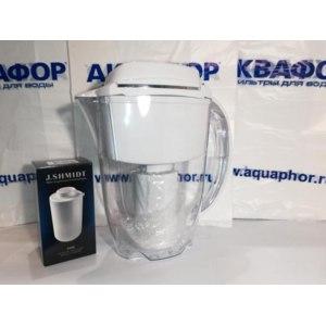 Фильтр-кувшин для воды АКВАФОР  А500 J SHMIDT фото