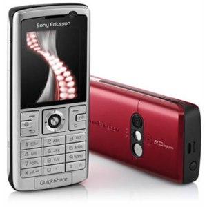 Sony Ericsson k610i фото