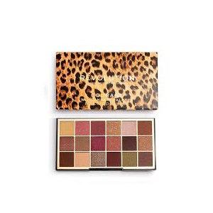 Тени для век Makeup Revolution Courage wild animal palette фото