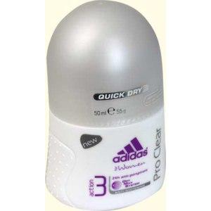 Дезодорант-антиперспирант Adidas 3 actionPro Clear фото