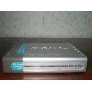 Роутер D-Link DWL-2100AP  фото