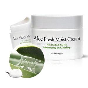 Крем для лица The Skin House Aloe Fresh Moist Cream фото