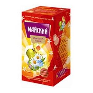 Чай  Майский Ромашка Помм фото