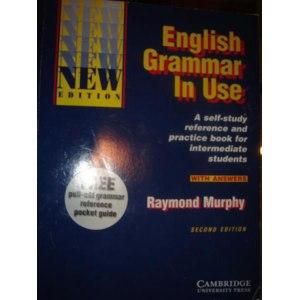 English Grammar In Use, Raymond Murphy фото