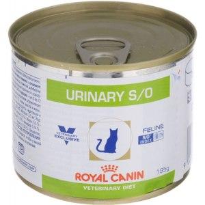 Корм для кошек Royal Canin  Urinary S/O (консервы) фото