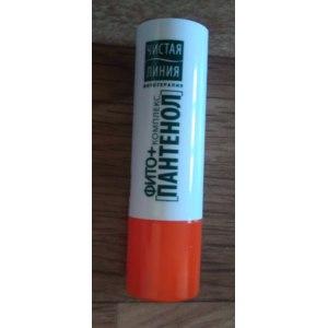 Бальзам для губ Чистая линия ФИТО+ комплекс (ПАНТЕНОЛ) фото